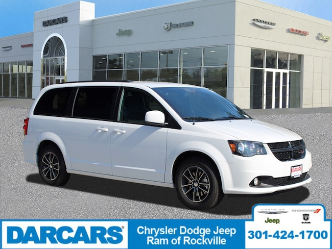 New 2019 Dodge Grand Caravan SE PLUS Passenger Van Rockville, MD