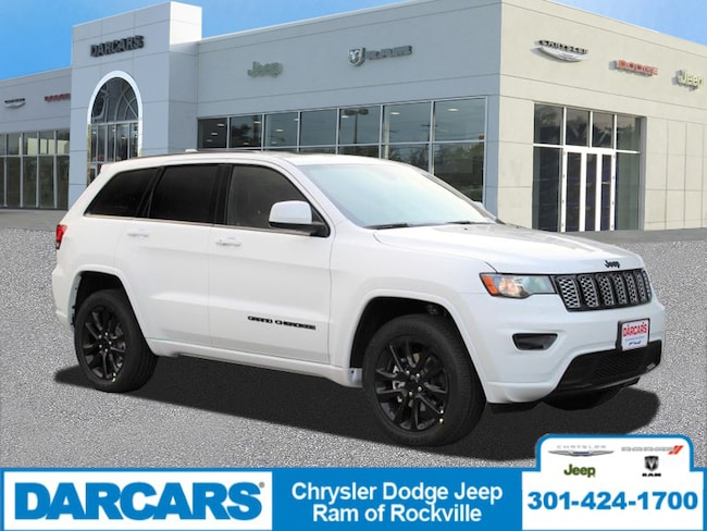 New 2019 Jeep Grand Cherokee ALTITUDE 4X4 Sport Utility Rockville, MD