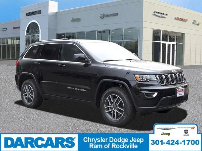 New 2019 Jeep Grand Cherokee LAREDO E 4X4 Sport Utility Rockville, MD