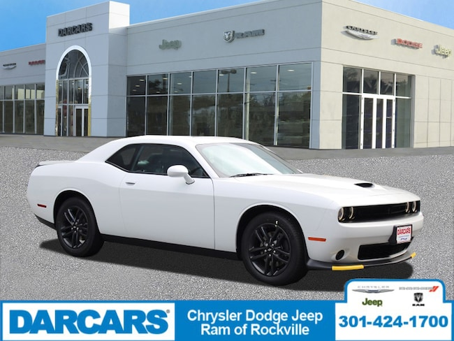 New 2019 Dodge Challenger GT AWD Coupe Rockville, MD