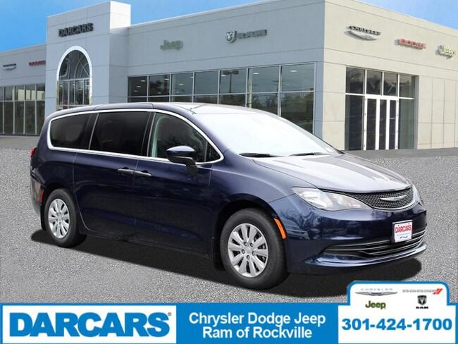 New 2019 Chrysler Pacifica L Passenger Van Rockville, MD