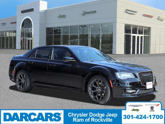New 2019 Chrysler 300 S Sedan Rockville, MD