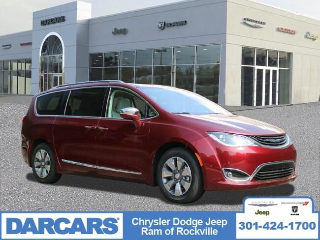 c8c2bcaa9c New 2018 Chrysler Pacifica Hybrid LIMITED Passenger Van Rockville