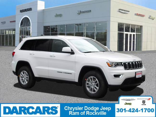 New 2019 Jeep Grand Cherokee LAREDO 4X4 Sport Utility Rockville, MD