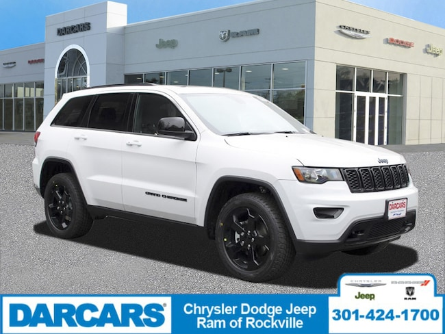 New 2019 Jeep Grand Cherokee UPLAND 4X4 Sport Utility Rockville, MD