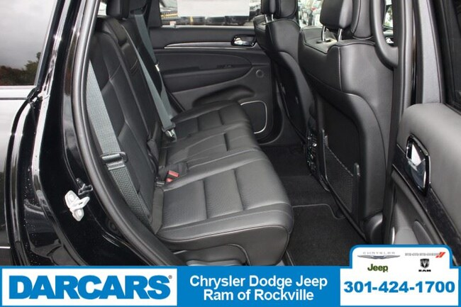 New 2019 Jeep Grand Cherokee High Altitude 4x4 For Sale In