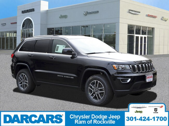 New 2019 Jeep Grand Cherokee LAREDO E 4X4 Sport Utility Rockville, MD