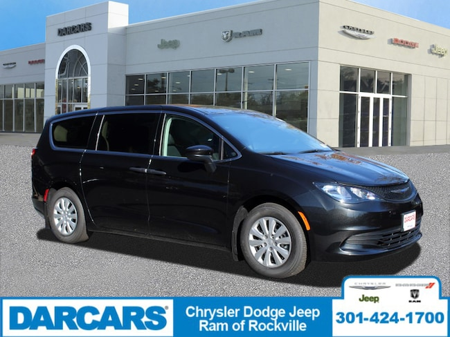 New 2019 Chrysler Pacifica L Passenger Van Rockville, MD
