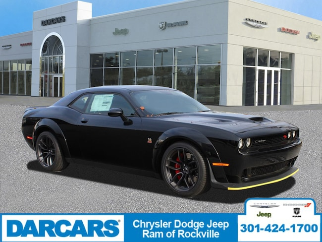 New 2019 Dodge Challenger R/T SCAT PACK Coupe Rockville, MD