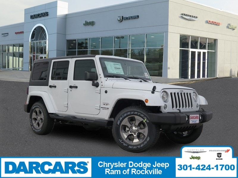 New 2018 Jeep Wrangler JK Unlimited Sahara 4x4 SUV Rockville MD & New 2018 Jeep Wrangler JK Unlimited Sahara 4x4 For Sale in ... azcodes.com