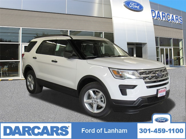 New 2019 Ford Explorer Base in Lanham, MD