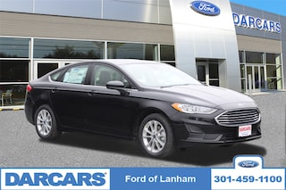 New 2019 Ford Fusion SE in Lanham MD