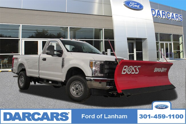 New 2019 Ford F-250 XL 4WD Regular Cab in Lanham, MD