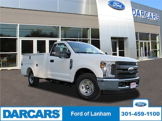 New 2018 Ford F-250 XL 2WD Reg Cab Service Utility Body in Lanham MD