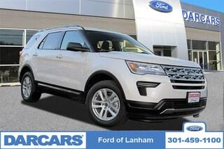 New 2019 Ford Explorer XLT in Lanham MD