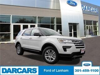 New 2018 Ford Explorer XLT in Lanham MD
