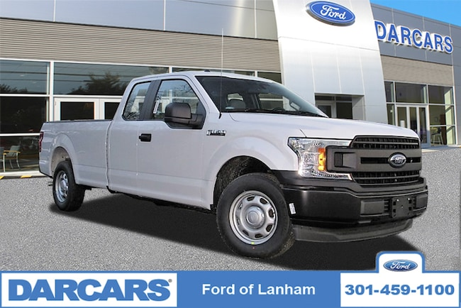 New 2019 Ford F-150 XL 2WD Super Cab Pickup Truck in Lanham, MD