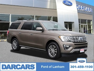 2018 Ford Expedition Max Limited SUV in Lanham MD