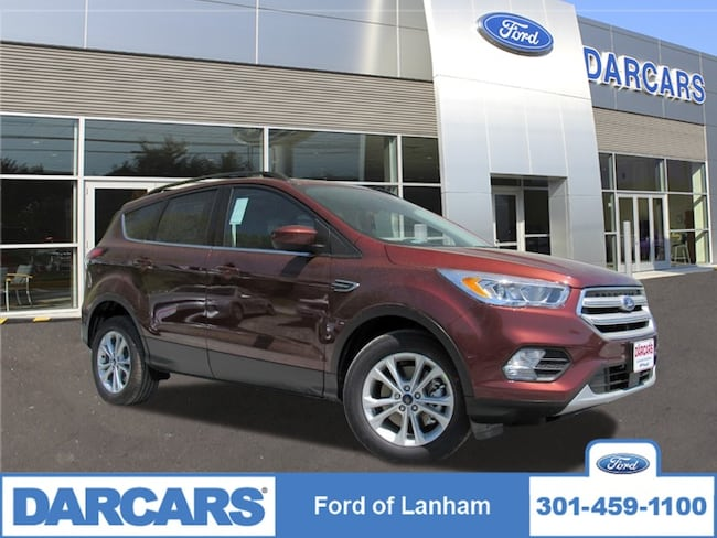 New 2018 Ford Escape SEL AWD in Lanham, MD