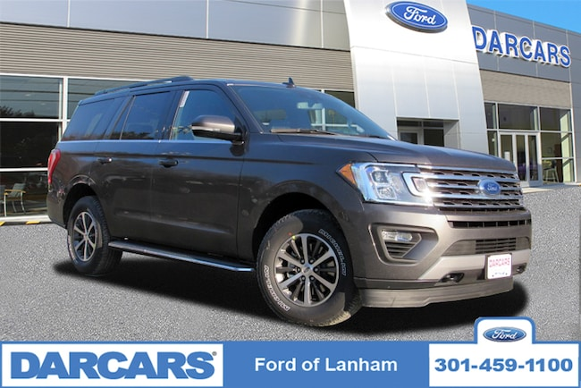 New 2019 Ford Expedition XLT in Lanham, MD