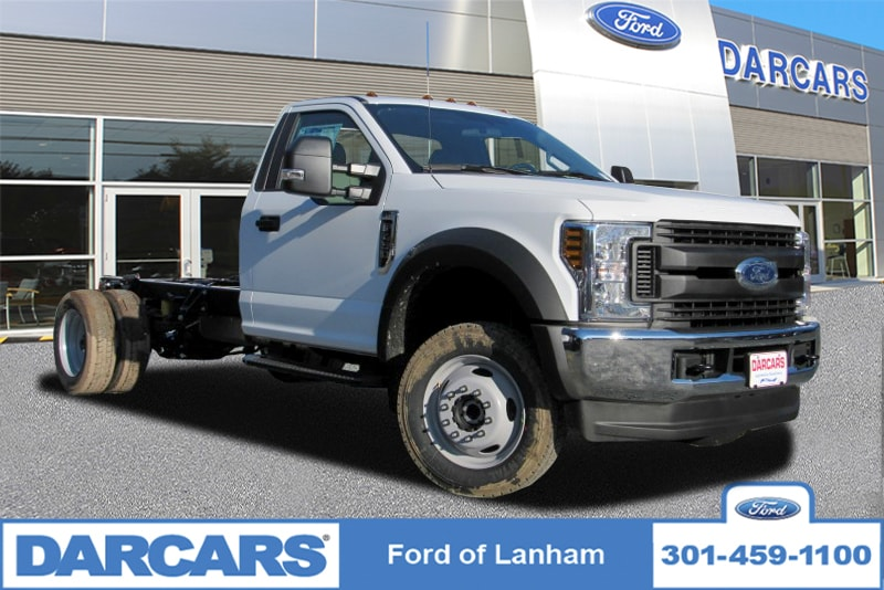 2019 Ford F-450 Chassis Pickup Truck