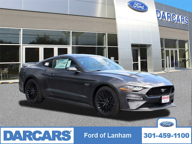 New 2019 Ford Mustang GT COUPE PREMIUM in Lanham, MD