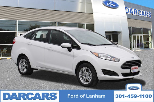 2019 Ford Fiesta FIESTA 4-DOOR SEDAN