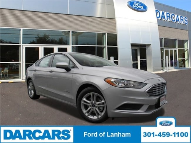 New 2018 Ford Fusion Hybrid SE in Lanham, MD