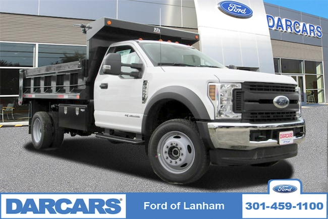 New 2019 Ford F-550 Chassis XL 4WD Regular Cab Pickup Truck in Lanham, MD