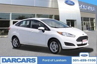 New 2019 Ford Fiesta FIESTA 4-DOOR SEDAN in Lanham MD