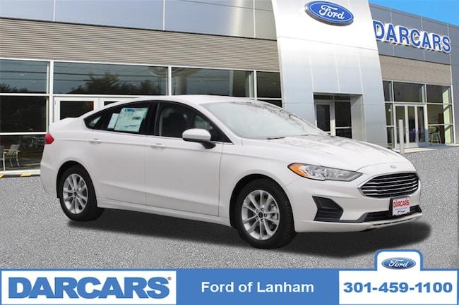 New 2019 Ford Fusion SE in Lanham, MD