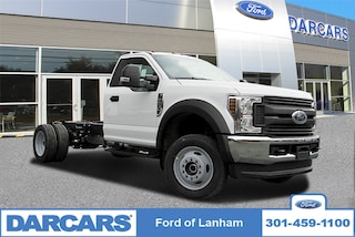 New 2019 Ford F-550 Chassis XL Pickup Truck in Lanham MD