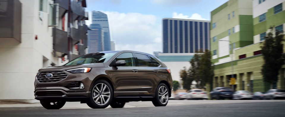 Ford Edge Is Here In Lanham Md At Darcars Ford
