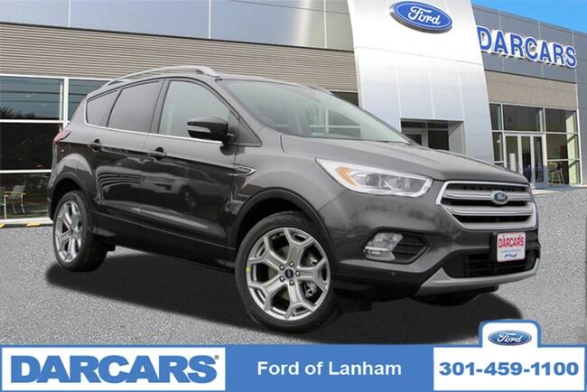 New 2019 Ford Escape Titanium in Lanham, MD