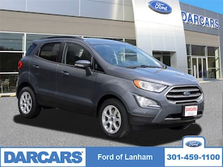 New 2019 Ford EcoSport SE FWD in Lanham MD