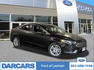 New 2018 Ford Fusion SE in Lanham MD