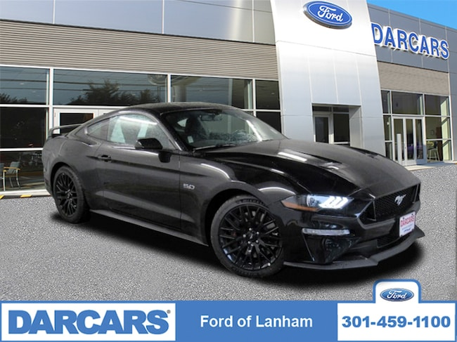 New 2018 Ford Mustang For Sale at the DARCARS Automotive