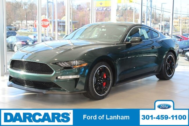 New 2019 Ford Mustang Bullitt in Lanham, MD