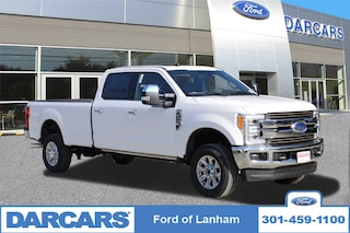 New 2019 Ford F-350 King Ranch 4WD Crew Cab 8 Box Pickup Truck in Lanham MD