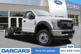 New 2019 Ford F-450 XL 4WD Reg Cab 169 WB Pickup Truck in Lanham MD