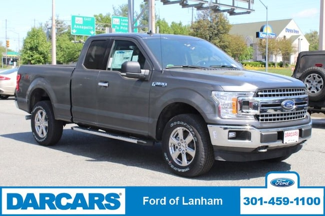 New 2019 Ford F-150 XLT Pickup Truck in Lanham, MD