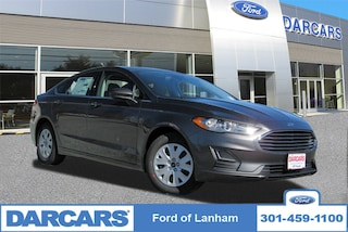 2019 Ford Fusion FUSION S