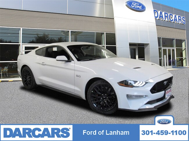 New 2018 Ford Mustang GT in Lanham, MD