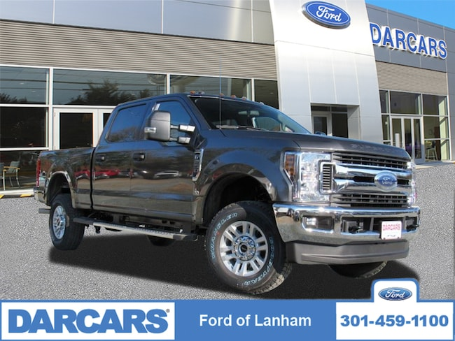 New 2019 Ford F-250 XLT 4WD Crew Cab Pickup Truck in Lanham, MD