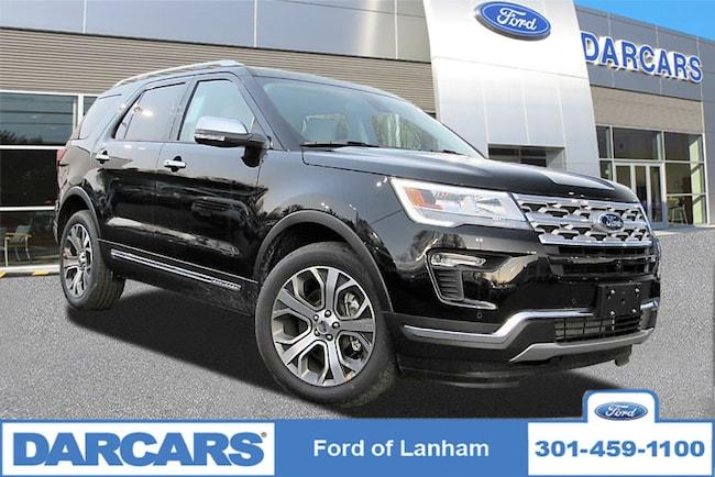 New 2019 Ford Explorer Limited in Lanham, MD