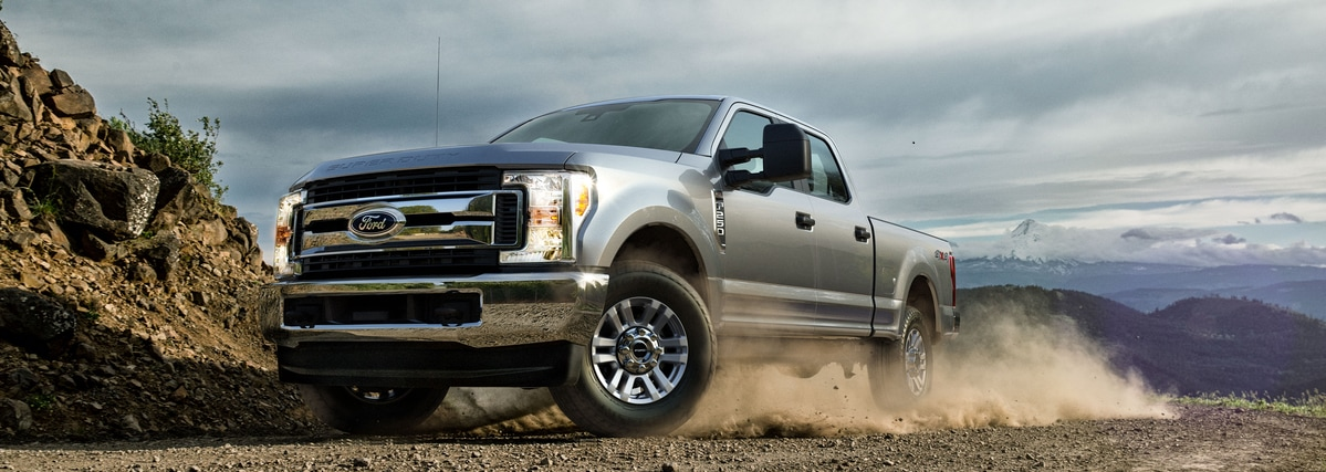 2019 Ford F-250 XL Super Crew
