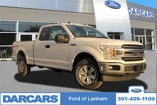 New 2019 Ford F-150 XLT 4WD Super Cab Pickup Truck in Lanham MD
