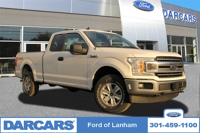 New 2019 Ford F-150 XLT 4WD Super Cab Pickup Truck in Lanham, MD