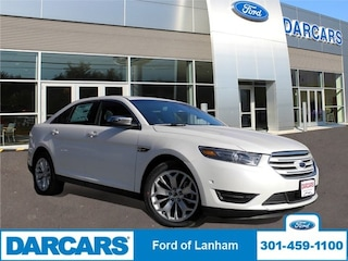 New 2018 Ford Taurus Limited in Lanham MD