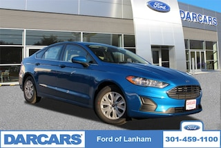 New 2019 Ford Fusion S in Lanham MD